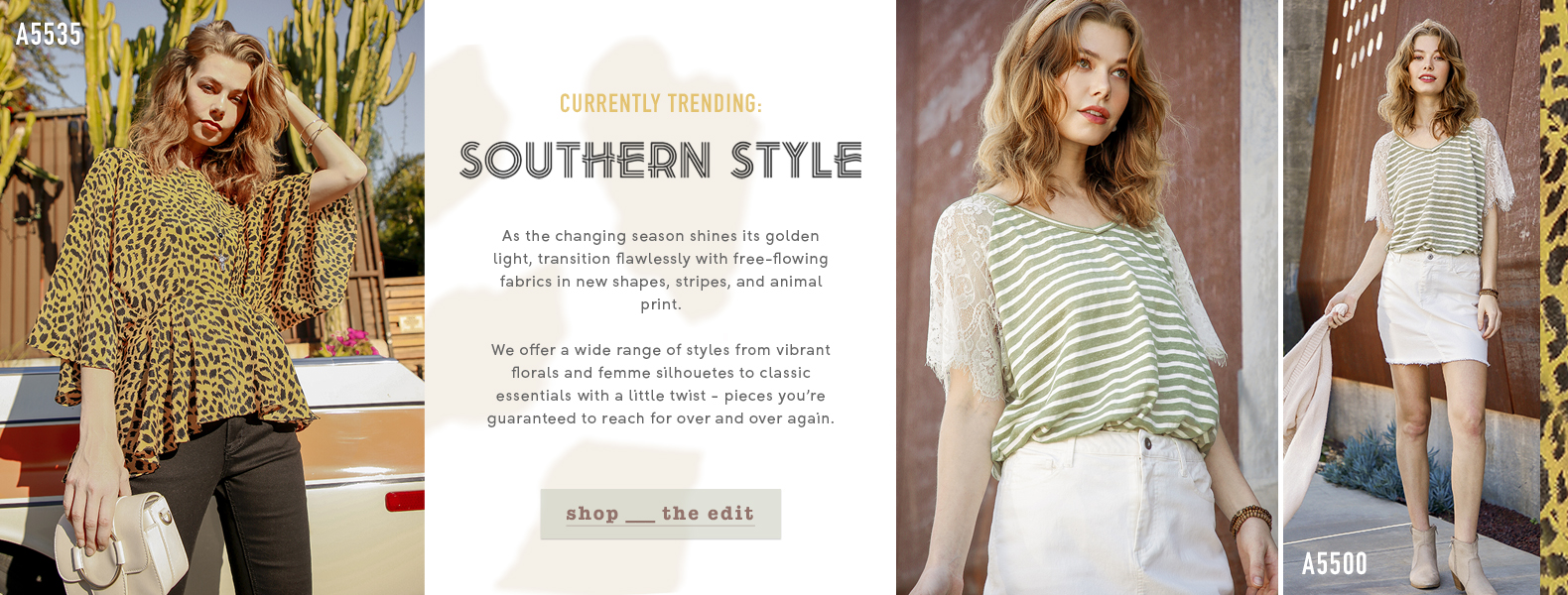 shop umgee's southern style